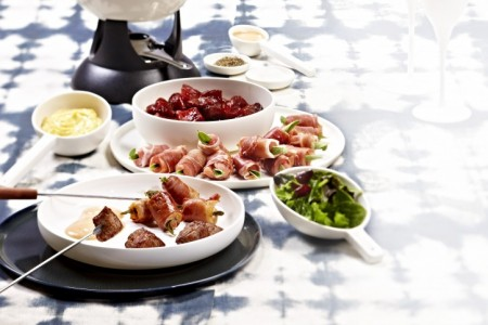 Fondue Chinoise € 9,75 per persoon